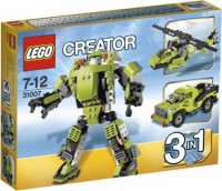 Transformers News: The circle is complete ... Lego rips off Kre-o that ripped off Lego