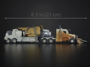 New Images and Preorders Open for Studio Series Leaders Megatron and Jetfire