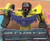 Transformers News: New BotCon 2011 Promo Commercial