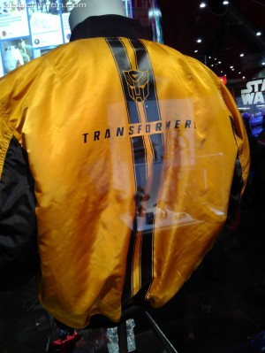 Transformers News: Transformers Bumblebee Exclusive Products: Jackets, Scooters, Books and More at #HasbroSDCC