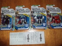 Transformers News: Transformers Prime Cyberverse Legions Series 3 and Bot Shots Series 2 Spotted at Retail