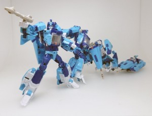 New Images of Takara Tomy Transformers Legends LG25 Blurr and LG26 Scourge