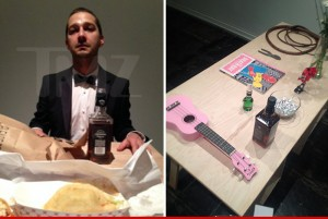 Transformers News: Shia LeBeouf Experiencing What May Be Mental Breakdown