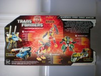 Transformers News: 'Warriors From Three Worlds' released at US and UK retail.