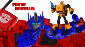 PRIME reviews Masterpiece Bumblebee & Spike