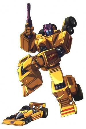 Transformers Robots in Disguise Crash Combiners Dragstrip and Wildbreak Rumoured