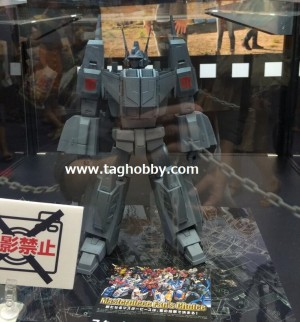 Transformers News: Closer Image of Takara Tomy Masterpiece Star Saber from Tokyo Toy Show