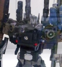 """Toy Images of Fansproject Crossfire02 """"Explorer & Munitioner"""""""
