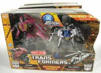 Transformers News: New Transformers at Target including new 2 pack exclusives and SpeedStars -- UPDATED!!!