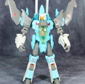 Video Review - Transformers Generations Voyager Brainstorm