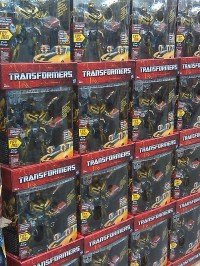 Transformers News: Now in stores -- Costco Exclusive Battle Ops Bumblebee Value Pack