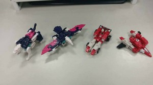 Images of Upcoming Titans Return figures - Cloudraker, Wingspan, Overlord, Wave 5