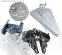 New Galleries: Darth Vader Star Wars Crossover Transformers