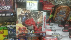 Wave 3 of One Steps from Transformers: The Last Knight Appearing at Walgreens