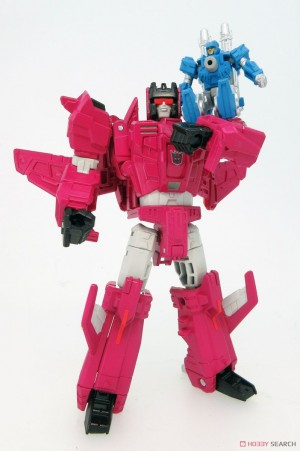 Stock Images for Takara Tomy Transformers Legends LG50 Sixshot, LG51 Doublecross, LG52 Misfire, LG53 Broadside