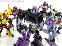 Transformers News: New Galleries of Botcon 2011 Animated Stunticons