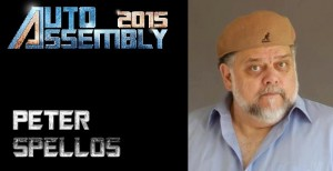 Auto Assembly 2015 Guest Update - Peter Spellos