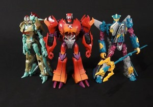Video Review - Transformers Collectors' Club Membership Incentive Maximal Rampage / Protoform X