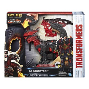 Listings and Photos on Toysrus Australia for Transformers: The Last Knight  Dragonstorm and RC Sqweeks