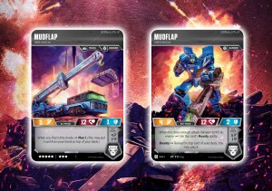 Official images - Transformers Trading Card Game Mercenaries Reveals at #NYCC19