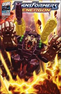 Transformers News: Dreamwave Energon: Revisited