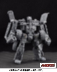 MakeToy Update: Build (Devastator) Revealed