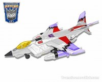 Transformers News: BotCon 2013 Machine Wars Skywarp Jet Mode Revealed