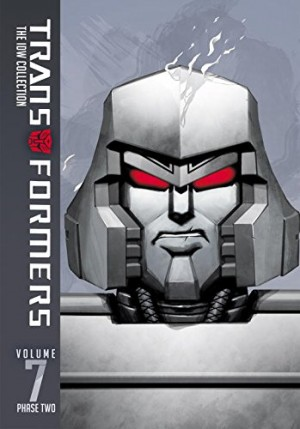 Transformers News: Transformers: IDW Collection Phase Two, Volume 7 Cover Art revealed
