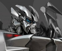 New Concept Art of Transformers ROTF Sideswipe