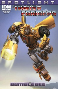 Transformers News: Retrospective Reviews - Transformers Spotlight: Bumblebee