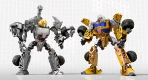"Transformers News: Transformers Construct-Bots ""Switcheroo"" Video"