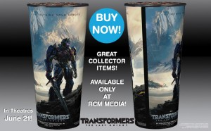 Transformers: The Last Knight Cinema Products Revealed by RCM Media