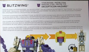 Bios for Titans Return Blitzwing and Octone