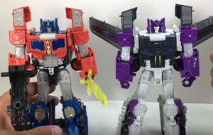 Video Review of Titans Return Octone