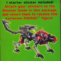Transformers News: Checks now being cashed for Recon Ravage, figure to ship soon?