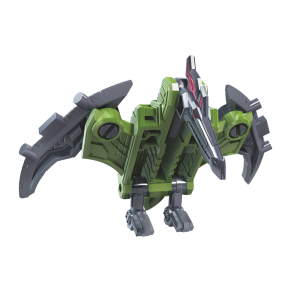 First Global Sighting for Wave 2 Siege Battle Masters Pteraxadon and Aimless