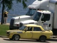 Transformers News: More videos from Transformers 3 shoot in Milwaukee