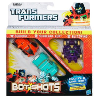 Transformers News: Tons of New Bot Shot Products at HasbroToyShop.com