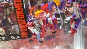 Transformers News: SDCC 2016: Titans Return Voyager Class Alpha Trion #HasbroSDCC