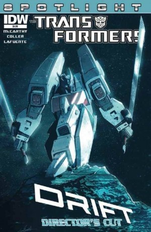 Transformers News: IDW Publishing at 15 - Ted Adams, Chris Ryall.. and Drift