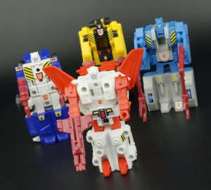 Transformers News: New Galleries: G1 European Rescue Force Jet, Drill, Claw-Tank and Race Car