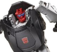 Transformers News: Official Image of Metroplex's Legends-Sized Companion: Scamper.