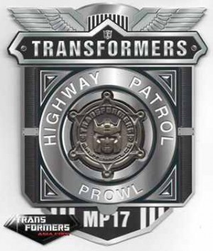 Transformers News: Takara Tomy Masterpiece MP-17 Prowl News: Image of Collector's Coin