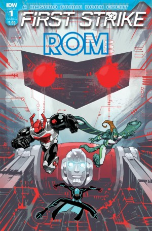 iTunes Preview for IDW Rom: First Strike Tie-In #HasbroFirstStrike