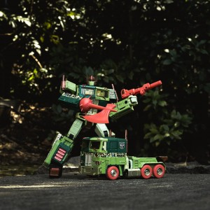 Transformers News: Transformers Masterpiece MP-10DC Convoy x Atmos Duck Camo Version Order Details