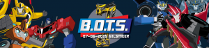 Benelux Transformers Convention B.O.T.S. 2015 Taking Place Saturday 7th June
