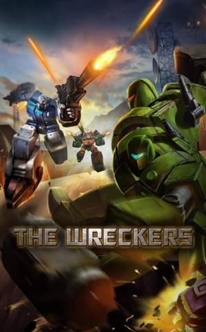 "Transformers: Legends ""The Wreckers"""