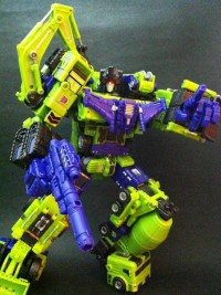 TFC Toys Hercules Fully Combined In-Hand Images