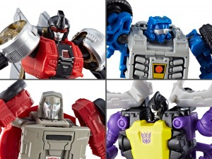 Transformers News: Transformers Power of the Primes Wave 1 Site Sponsor Listings