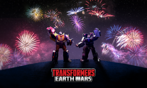 Transformers News: Transformers: Earth Wars Event - Nexus Prime